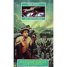 7th Dr Doctor Who Virgin New Adventures Book - THE HIGHEST SCIENCE - (Mint New)