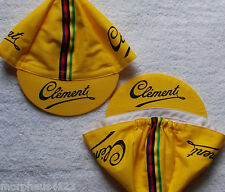 CLEMENT PNEUMATICI CLASSIC CYCLING CAP NEW BIKE RIDE HAT **