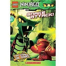 Snake Attack! LEGO Ninjago: Chapter Book