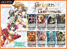 [PREORDER] BT01 Growth & Genesis Luck and Logic English Booster Box