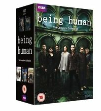 The Complete Being Human BBC TV Series DVD Box Set Collection Brand New DVD