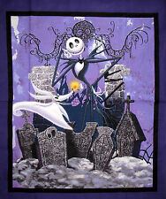 Disney Nightmare Before Christmas Fabric -  Jack Skeleton CP54105 - WALL PANEL