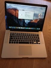 "Apple MacBook Pro 15"" 2012 Retina 2.6ghz i7 8gb 512gb In Excellent Condition"