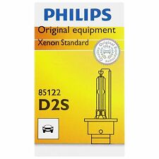 Philips Genuine D2S 85122C1 Xenon HID Upgrade Headlight Bulb, Made in Germany