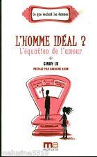 """Livre Philosophie """" L'Homme Idéal ? L'équation de l'Amour """" ( No 1533 ) Book"""