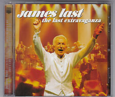 JAMES LAST - THE LAST EXTRAVAGANZA CD ALBUM 2001/2002 TOP!