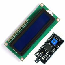 1PCS 1602 16x2 HD44780 Character LCD + IIC/I2C Serial Interface Adapter Module