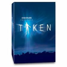 Steven Spielberg Presents Taken 10 EPISODE SERIES DVD SET Complete Lot TV Show