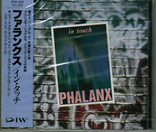 Phalanx GEORGE ADAMS*JAMES BLOOD ULMER*SIRONE*RASHIED ALI In Touch DIW Jpn CD!