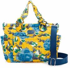 NWT Marc By Marc Jacobs  Pretty Jerrie Rose Eliza Baby Tote YELLOW JACKET $298