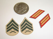 DID tony Marine ceremonial Emblems 1/6 Toys dress USMC cal tek GI Joe Patches