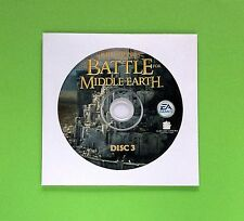 Lord of the Rings Battle for Middle-Earth for PC Replacement Disc 3 Only