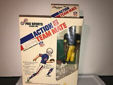 VINTAGE NFL Action Team Mate Pro Sports Marketing Steelers Black Figure with BOX