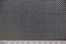 #16-Galvanised Steel Woven Mesh-1.14mm Aperture-0.35mm Wire-A3 Sheet 420 x 300mm