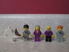 Lego Harry Potter Minifigure Ron Dumbledore Chess Queen Quirrell 4702 4707 4709
