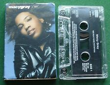 Macy Gray I Try Cassette Tape Single - TESTED