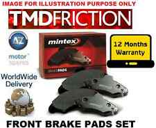 FOR CITROEN C6 2006-2012 3.0 V6 24V 3.0HDI FRONT MINTEX  BRAKE DISC PADS SET