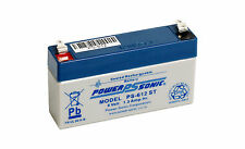 IBT BT1.3-6, 6 volt replacement sealed lead battery-Powersonic