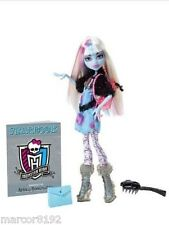 Monster High Picture Day Abbey Bominable Doll Daughter of the Yeti New on Sale