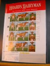 HOARD'S DAIRYMAN MAGAZINE FEB 10 2013 NATIONAL DAIRY FARM HIGH FORAGE DIETARY