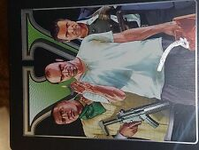 Grand Theft Auto V Steelbook Case PS3 Used Free Shipping Special Edition