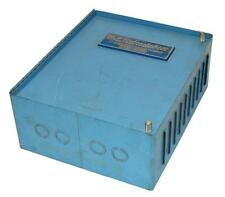 WER INDUSTRIAL ELECTROSTAT-150 STATIC DC ADJUSTABLE SPEED DRIVE - SOLD AS IS
