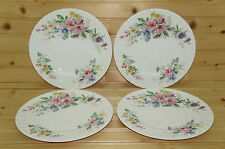 "Royal Doulton Arcadia Set of (4) Salad Plates, 8""  (L)"