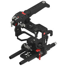 JTZ DP30 Camera Cage Kamera-Käfig Handle 15mm Rig For SONY A7 A7R A7S A7II A7RII