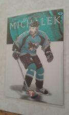 2003-04 Topps Pristine RC 820/1199 Milan Michalek Card 110