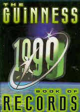 Guinness Book of Records - 1999 - Excellent Condition