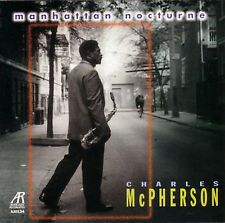 Manhattan Nocturne by Charles McPherson (CD, May-2004, Arabesque)