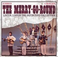 Listen, Listen: The Definitive Collection [Remaster] * by The Merry-Go-Round...
