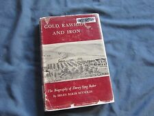 GOLD RAWHIDE and IRON HbDj Dorsey Syng Baker Helen Baker Reynolds NW Railroad