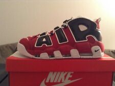 "Nike Air More Uptempo '96 ""Bulls"" Sz 14 ***BRAND NEW IN BOX!!!!***"