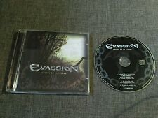 CD EVASSION - GRITOS DE LA TIERRA - RED DRAGON RECORDS - HEAVY ESPAÑOL