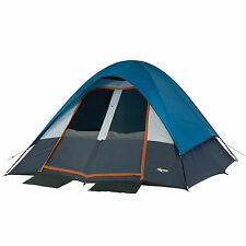 Mountain Trails Salmon River Family Camping Dome 6 Person Tent 11x11 Feet|
