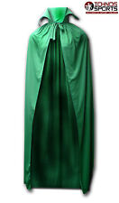 Luchadora Mexican Lucha libre adult size wrestling green cape cloak 6 ft