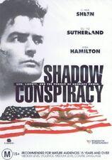 SHADOW CONSPIRACY   DVD  R4  CHARLIE SHEEN    like new