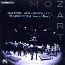 Violin Concertos Nos 1 2 4 Rondo in C Major, New Music