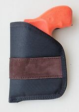 "Pocket Holster for  2"" 357 TAURUS 605,650,651,817,617"