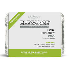 ELEGANCE ULTRA DEPILATORY FACIAL HAIR REMOVING WAX FOR BARBER SHOP, SALON GREEN