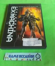 APPLESEED EX MACHINA ÉDITION COLLECTOR DOUBLE  DVD