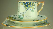 Antique Bell China, England Trio Blossom Pattern 2589 c1930's SS49