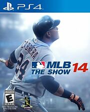 PS4 Spiel MLB 14: The Show Major League Baseball 2014 NEUWARE