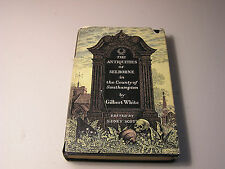 The Antiquities of Selbourne in the County of Southampton by Gilbert White 1950