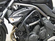 Moteur étrier de protection noir ENGINE GUARD Kawasaki er6 09-11 er650c er650c ex650c