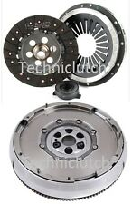 DUAL MASS FLYWHEEL DMF AND COMPLETE CLUTCH KIT FOR PEUGEOT 307 1.6 HDI 240MM