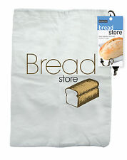 Eddingtons Bread Storage Bag - Large 28x37cm - Keeps bread fresh for longer