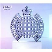 V/A - Ministry of Sound (Chilled Acoustic) 3CD Feat Massive Attack , Air , Moby