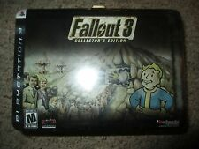Fallout 3 Collector's Edition (Sony PlayStation 3, 2008) ps3 NEW Sealed Mint